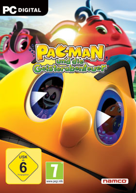 PAC-MAN™ und die Geisterabenteuer
