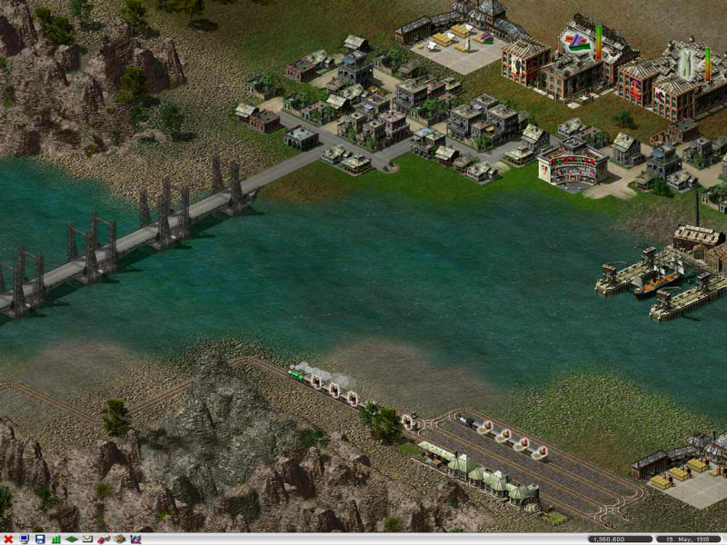 Screenshots di Industry Giant 2