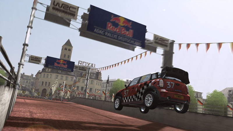 Screenshots di WRC 2 -  FIA World Rally Championship