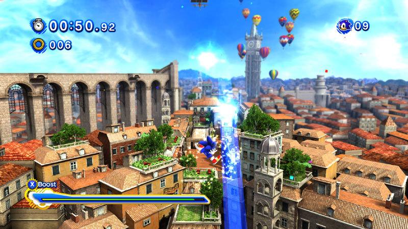 Sonic Generations - Image 4