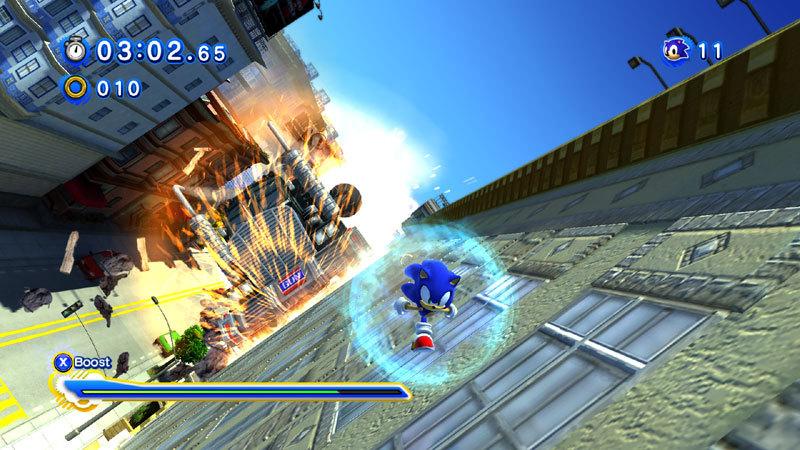 Sonic Generations - Image 7