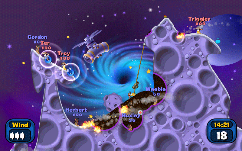 Worms Reloaded - Image 1