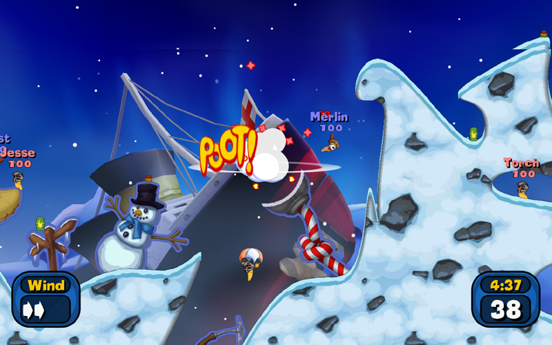 Worms Reloaded - Image 3