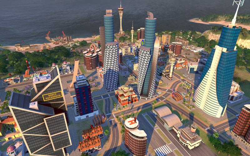 Screenshots di Tropico 4 - Modern Times (DLC)
