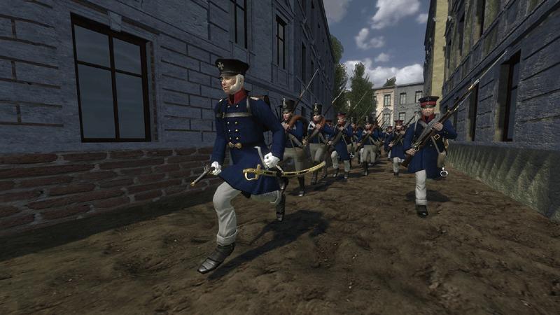 Mount & Blade Warband: Napoleonic Wars (DLC) - Bild 1