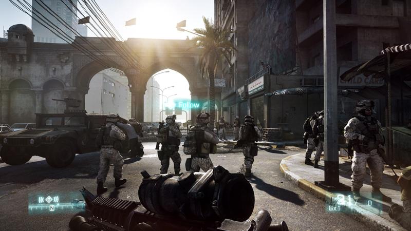 Screenshots di Battlefield 3 Premium Service (DLC)