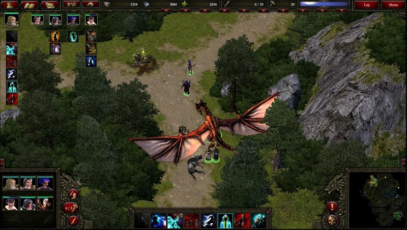 Capture d'écran Spellforce 2 : Faith in Destiny