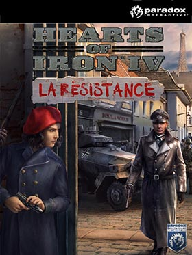 Hearts of Iron IV: La Résistance (DLC)