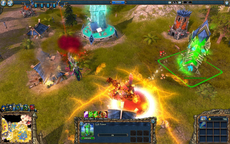 Majesty 2: Monster Kingdom (expansion) - Image 1