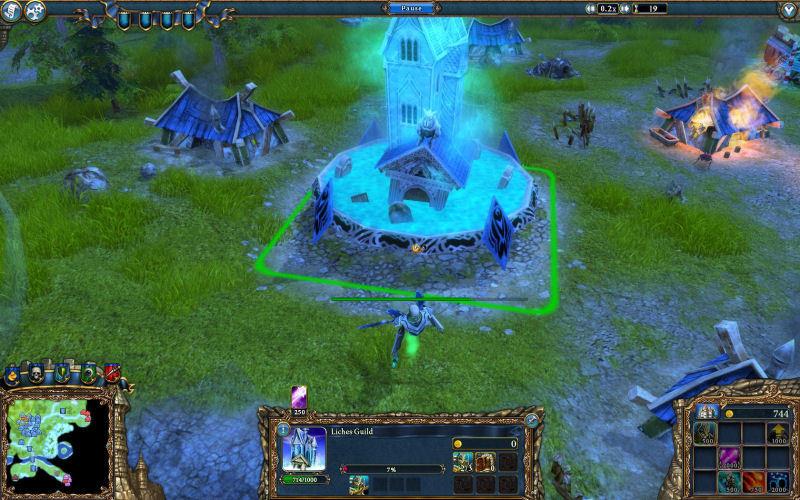 Majesty 2: Monster Kingdom (expansion) - Image 3