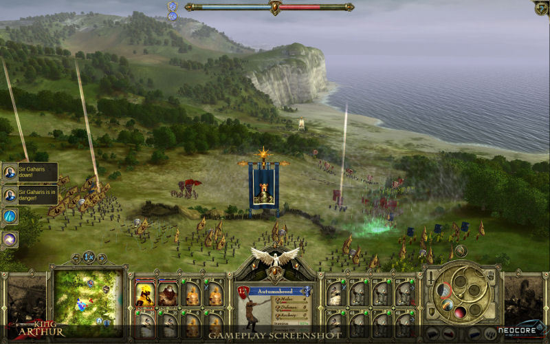 King Arthur: The Role-Playing Wargame - Image 1