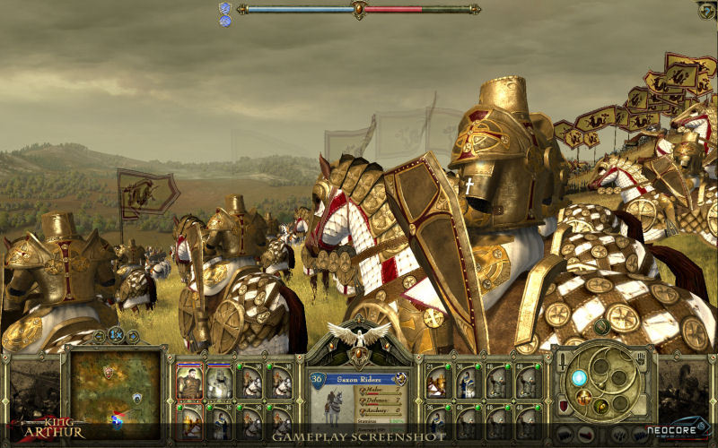 King Arthur: The Role-Playing Wargame - Image 2