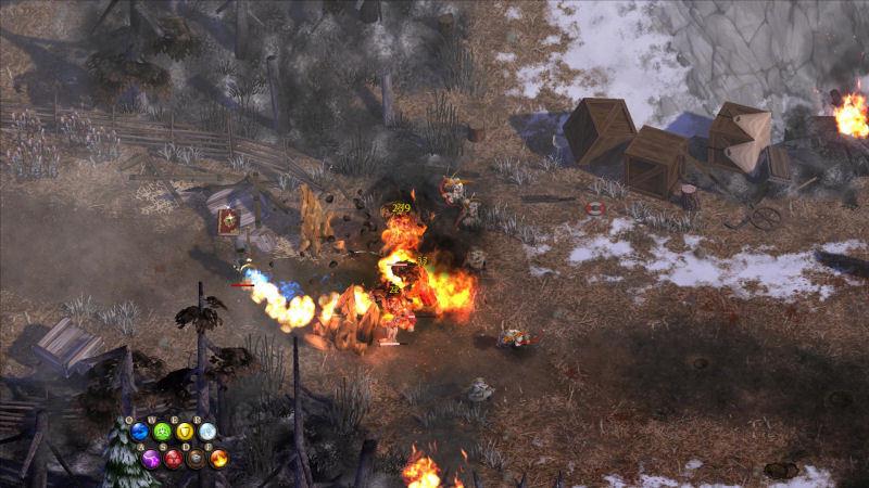 Screenshots di Magicka