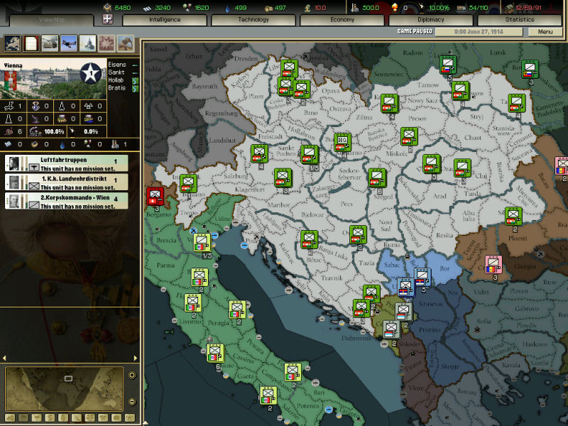 Darkest Hour: A Hearts of Iron Game - Image 3