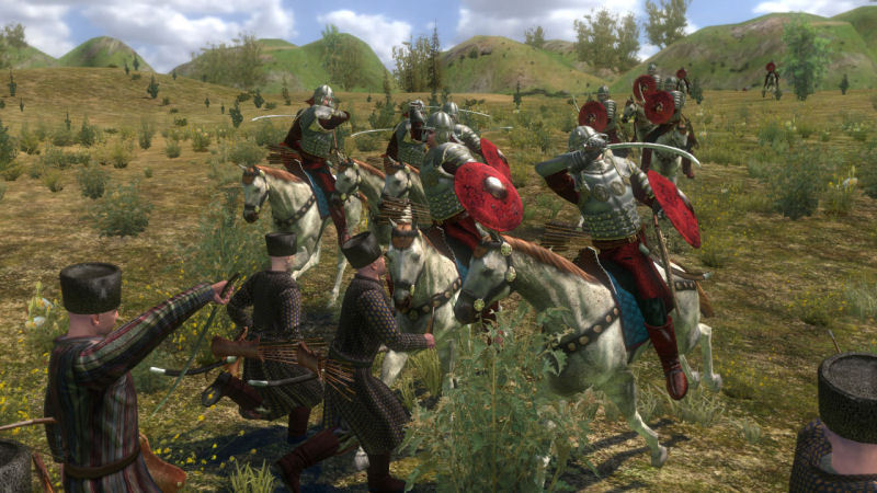 Download Mount and Blade: Warband v1134 crack