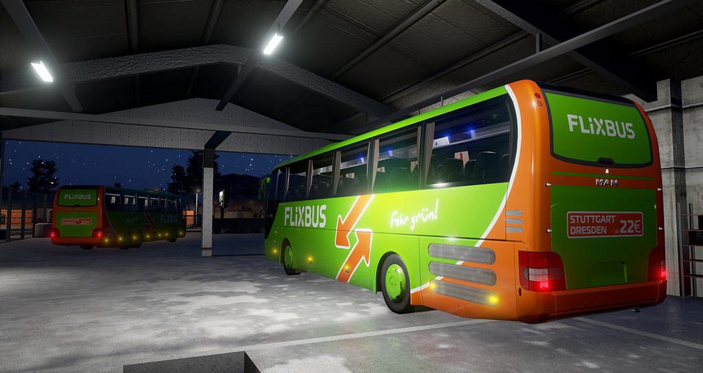 Fernbus Simulator Online