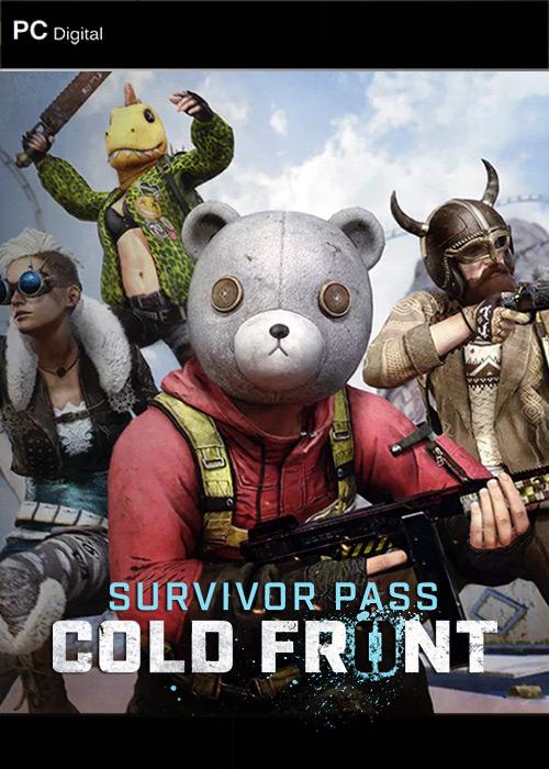 PUBG - Survivor Pass 7: Cold Front (DLC)