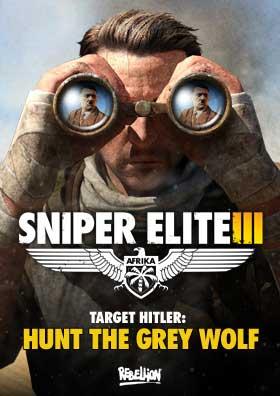 Sniper Elite III - Target Hitler: Hunt the Grey Wolf (DLC)
