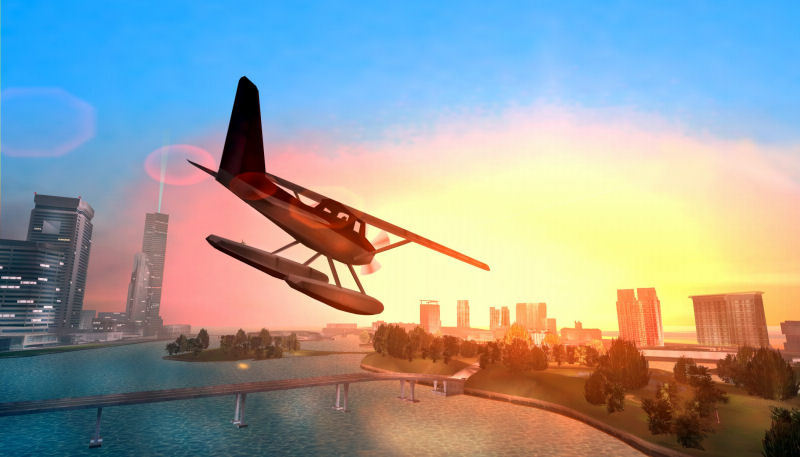 Grand Theft Auto: Vice City - Screenshot 2