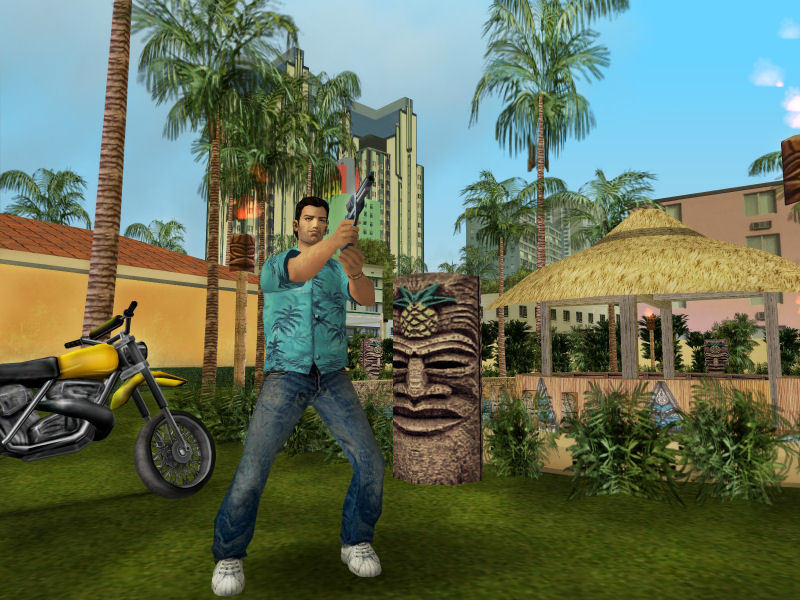 Grand Theft Auto: Vice City - Screenshot 3