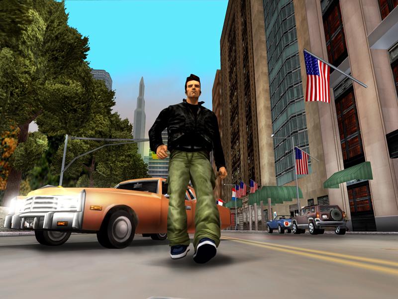Capture d'écran Grand Theft Auto : The Trilogy