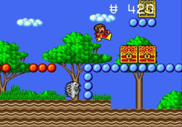 Screenshots di Sega Mega Drive Classics Series 2