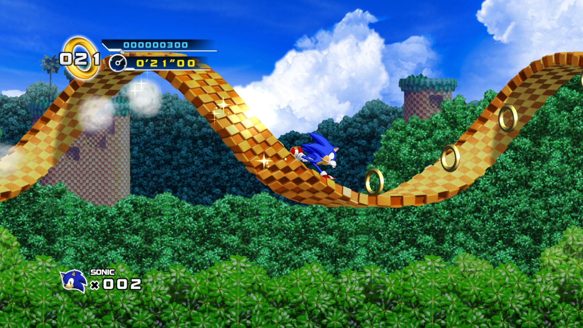 Sonic The Hedgehog 4 Episode 1 - Image 1