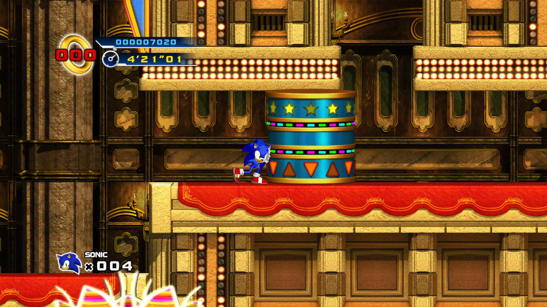 Sonic The Hedgehog 4 Episode 1 - Image 4