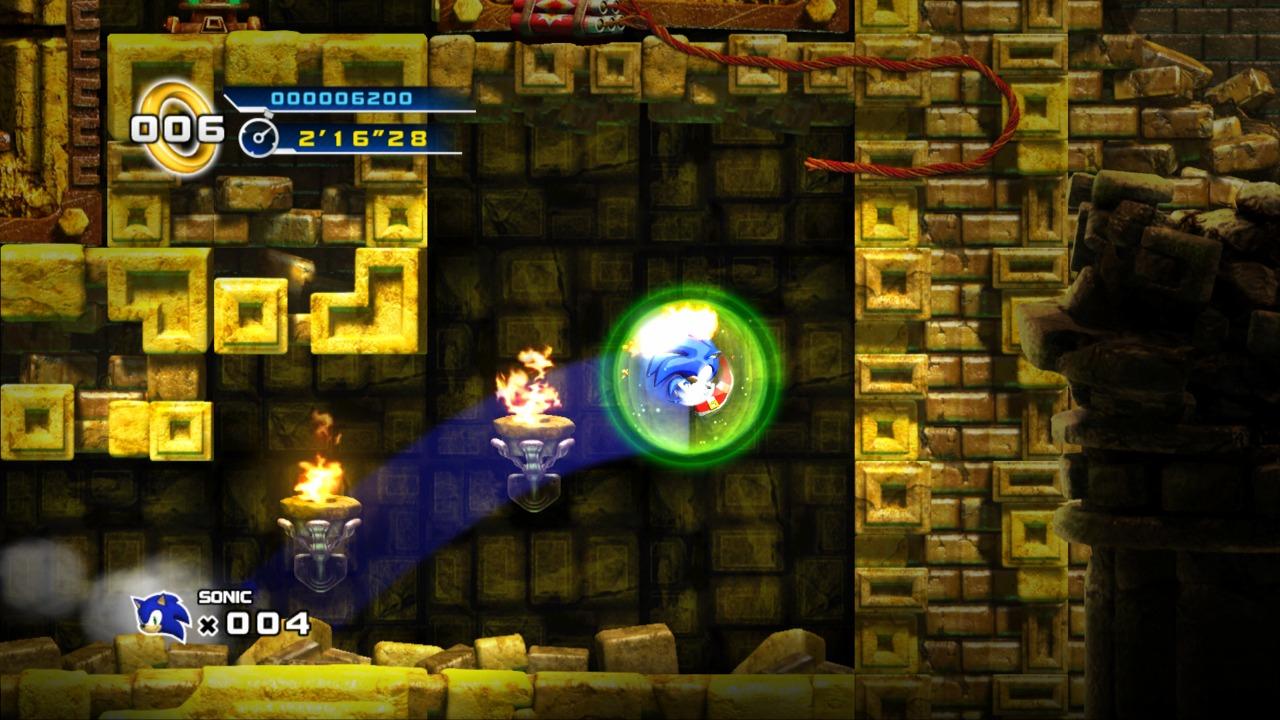 Sonic The Hedgehog 4 Episode 1 - Image 5