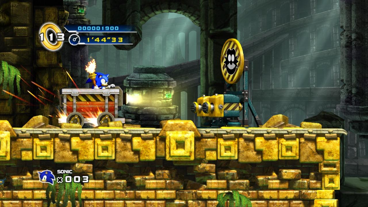 Sonic The Hedgehog 4 Episode 1 - Image 6
