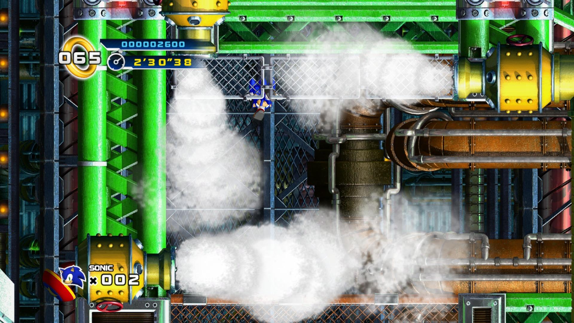 Sonic The Hedgehog 4 Episode 1 - Image 7
