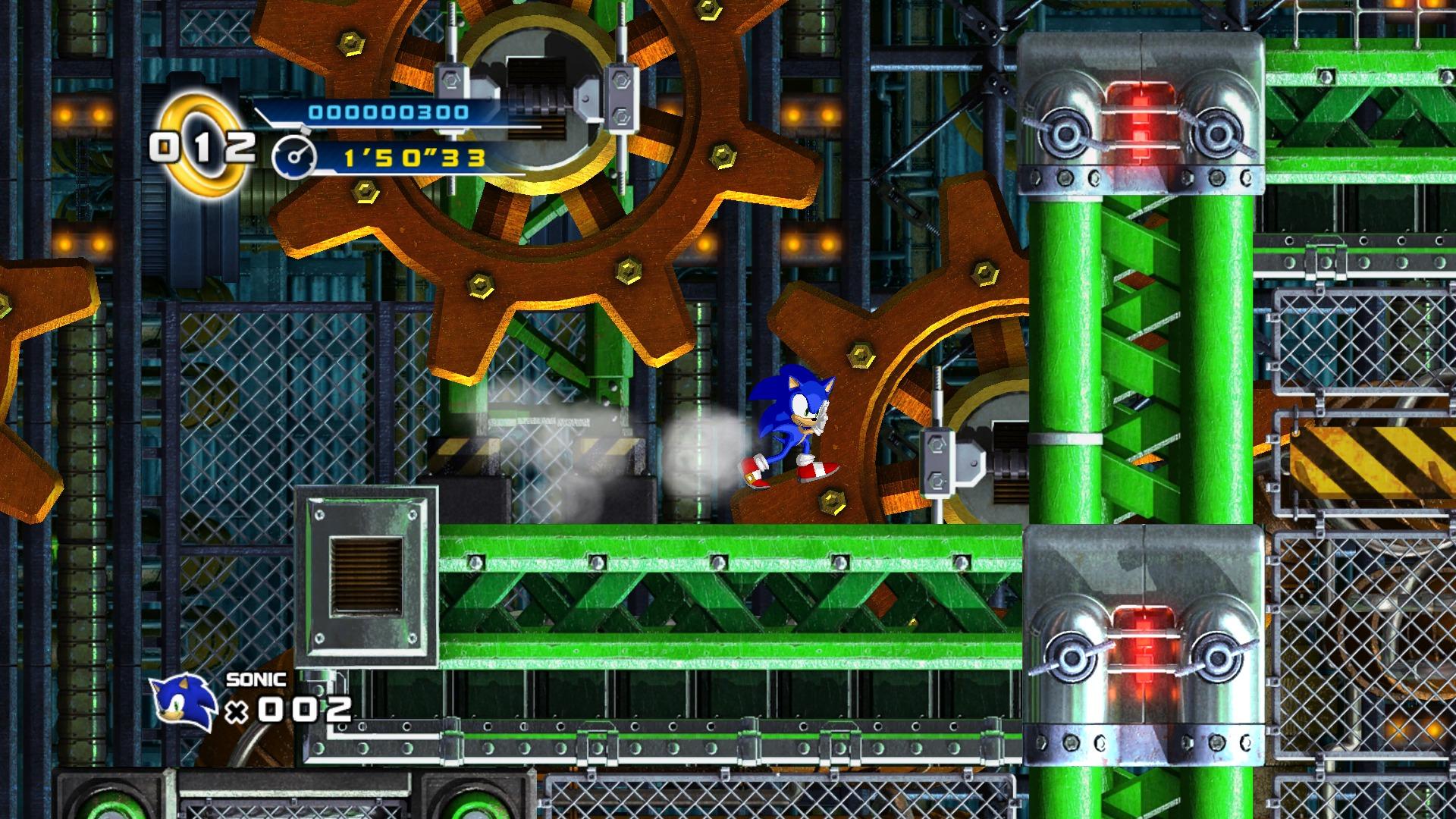 Sonic The Hedgehog 4 Episode 1 - Image 8