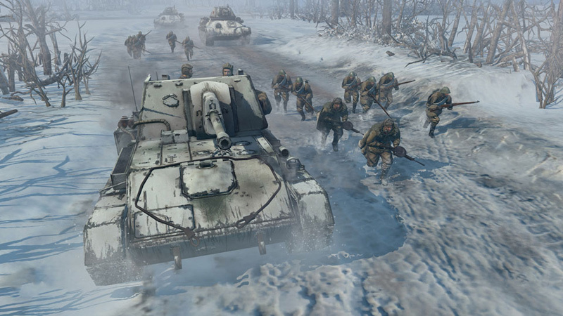 Coh 2 Case Blue : Company of heroes case blue mission pack mac ww