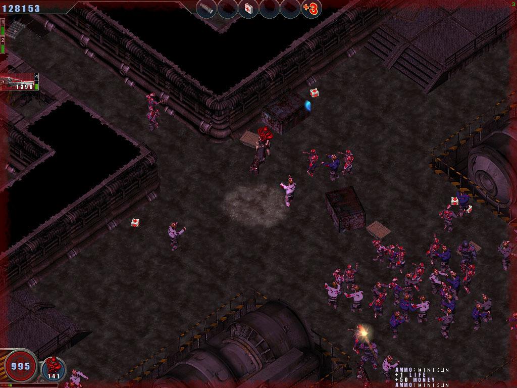 Screenshots di Zombie Shooter