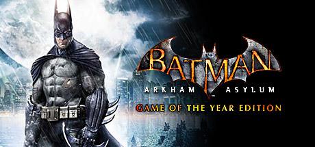 Batman: Arkham Asylum GOTY Edition