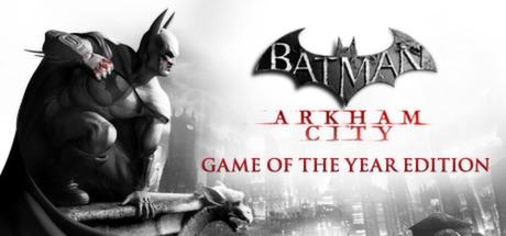 Batman Arkham City - GOTY Edition