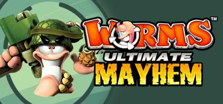 Worms Ultimate Mayhem
