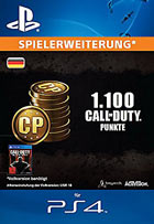 1.100 Call of Duty®: Black Ops III-Punkte - Playstation