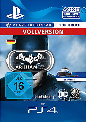 Batman™: Arkham VR - Playstation