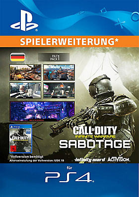 Call of Duty®: Infinite Warfare - DLC 1: Sabotage - Playstation