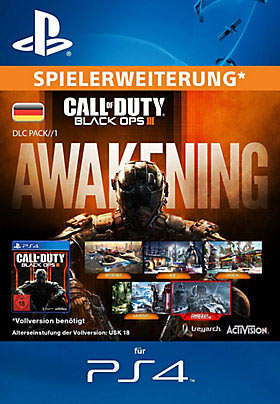 Call of Duty®: Black Ops III - Awakening DLC - Playstation