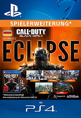 Call of Duty®: Black Ops III - Eclipse DLC - Playstation