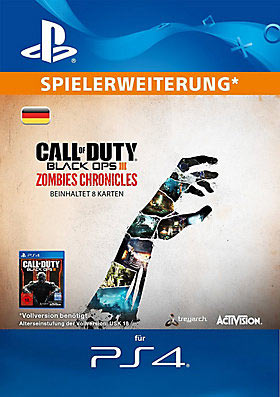 Call of Duty®: Black Ops III - Zombies Chronicles - Playstation