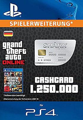 CashCard 'Der Weisse Hai' - Playstation