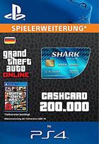 CashCard 'Tigerhai' - Playstation