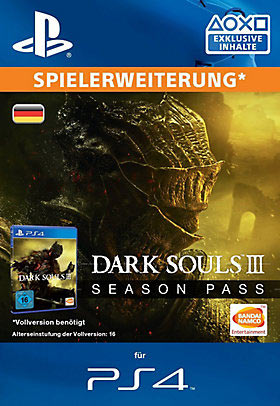 DARK SOULS™ III - Season Pass - Playstation