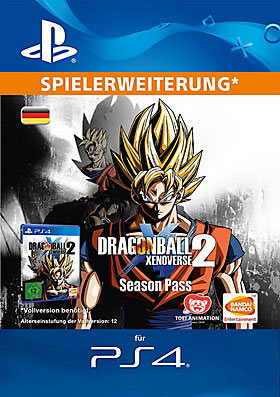 DRAGON BALL XENOVERSE 2 - Season Pass - Playstation