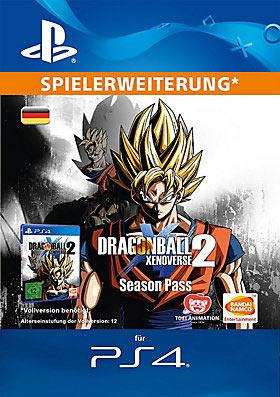 DRAGON BALL XENOVERSE 2 - Season Pass - Playstation