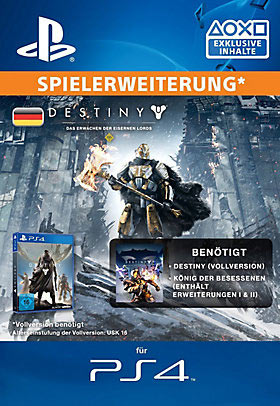 Destiny: Das Erwachen der Eisernen Lords - Playstation