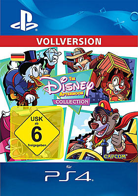 The Disney Afternoon Collection - Playstation